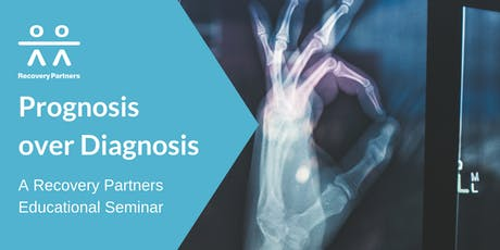 Prognosis over Diagnosis - Canberra tickets