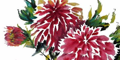 Intro to Chinese Brush Painting with Chris Blevins