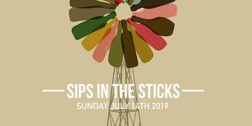 Sips in the Sticks at Bellwether wines 2019