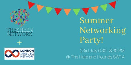 The Sheen Network : Summer Party tickets
