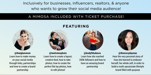 Grow your Social Media Audience!