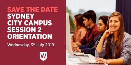 Sydney City Campus O-Day | Business & Communication tickets