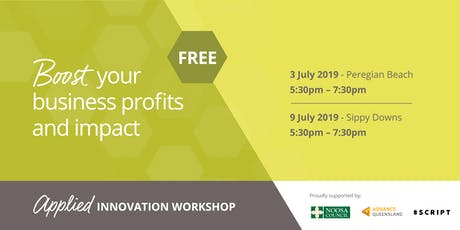 Applied Innovation Workshop: Peregian Beach Booking Page tickets