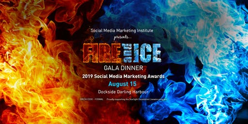 2019 Social Media Marketing Awards Gala Dinner