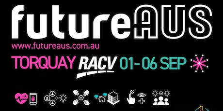 #futureAUS Torquay RACV (6-DAY PASS) tickets