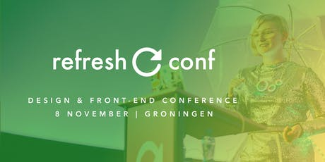 Refresh Conference 2019 tickets