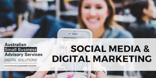 Social Media 101 - JOONDALUP - Sandra Tricoli