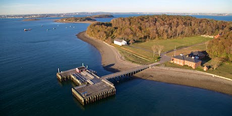 Peddocks Vision Plan Open House - Boston Harbor Islands Welcome Center tickets