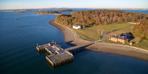Peddocks Island Vision Plan Open House - Boston