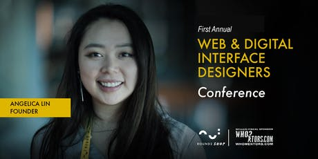 First Annual Web & Digital Interface Designers Conference (SOC 15-1255) tickets
