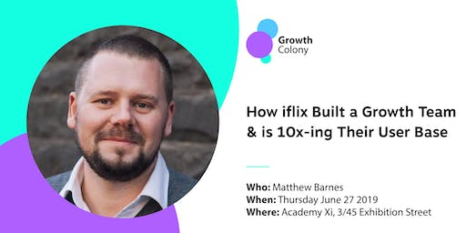 How iflix Built a Growth Team & is 10x-ing Their User Base