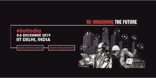 Industrial Internet of Things India 2019 (IIoT India 2019)