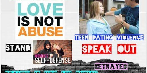 Women & Teen Dating Violence Event