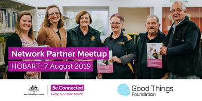 Be Connected Network Partner Meetup - Hobart