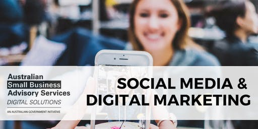 Social Media 101 - North Beach - SANDRA TRICOLLI