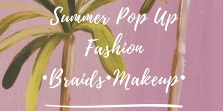 Kick start summer with some bubbly & shopping! tickets
