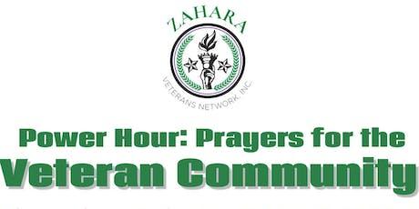 "ZVN, Inc: ""Power Hour of Prayer"" tickets"