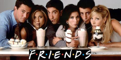 Friends Themed Trivia at Back Bay Social!