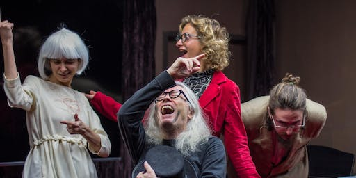 The World Premiere of the Yiddish Play Kraft (Power) by Leah Hoffman