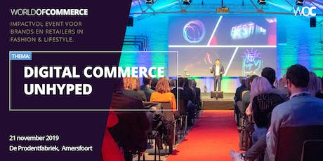 World of Commerce 2019 tickets