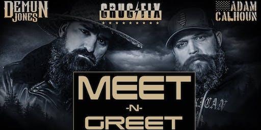 Demun Jones & Adam Calhoun Official Meet and Greet (Lancaster, PA)