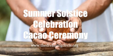 Summer Solstice Celebration Cacao Ceremony tickets