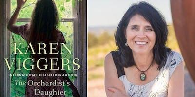 AUTHOR TALK | Karen Viggers - The Orchardist\