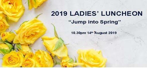 2019 Ladies Luncheon
