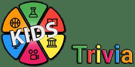 Junior Trivia Quiz tickets
