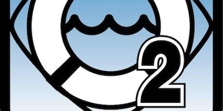 Corso Ossigeno in emergenza acquatica 20 ECM biglietti