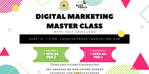Digital Marketing: Master Class