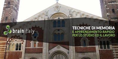 Casale Monferrato: Corso gratuito di memoria