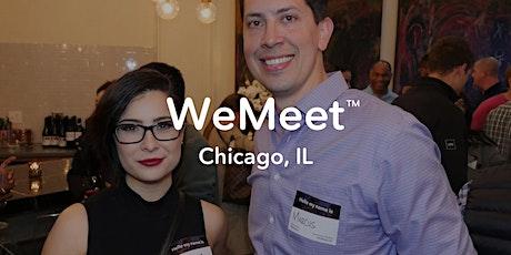 WeMeet Chicago Networking & Social Mixer tickets