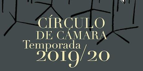 Abono Círculo de Cámara | Círculo de Bellas Artes entradas