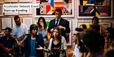 Accelerator Network Event: Startup Funding tickets