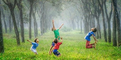 FREE Kids Yoga (Grades 1-5)