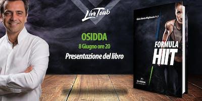 OSIDDA | Presentazione libro Formula HIIT