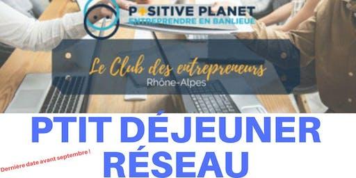 Ptit Dej Réseau Positive Planet France