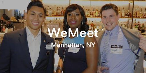 WeMeet Manhattan Networking & Social Mixer