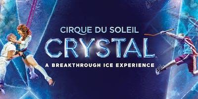 """Cirque du Soleil Crystal"""