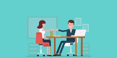 Co-Searching Aalst: het sollicitatiegesprek voorbereiden én oefenen