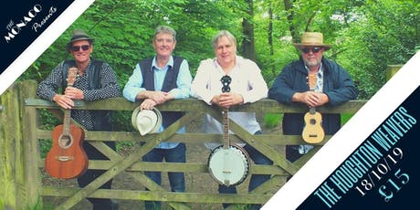 The Houghton Weavers - Live @ The Monaco tickets
