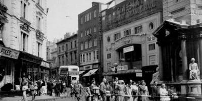 Post-war Brighton & Hove in film