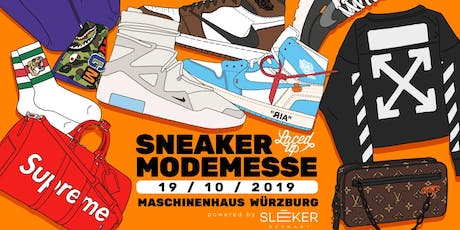 Laced Up Sneaker & Fashionmesse Würzburg 2019 tickets