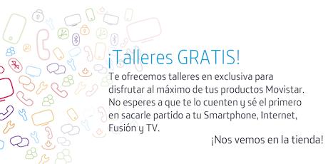 Talleres Fusión Madrid Alcalá: Aprovecha todo el potencial que Movistar pone a tu disposición entradas
