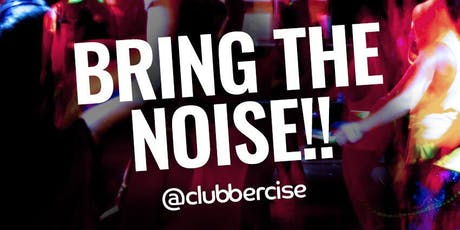 Clubbercise with Claire WALMLEY Mondays 7:30pm (Bishop Walsh) tickets