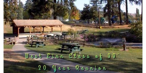 West Linn High School Class of 1999 20 Year Reunion