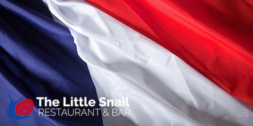 Skål International Sydney - July Lunch - Bastille Day
