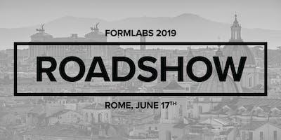 Roadshow Formlabs Roma 2019 - 3DiTALY