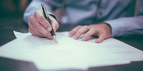 Obligations légales des entreprises billets